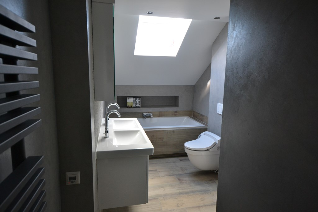 Luxe badkamer met stoomcabine - Ba-s